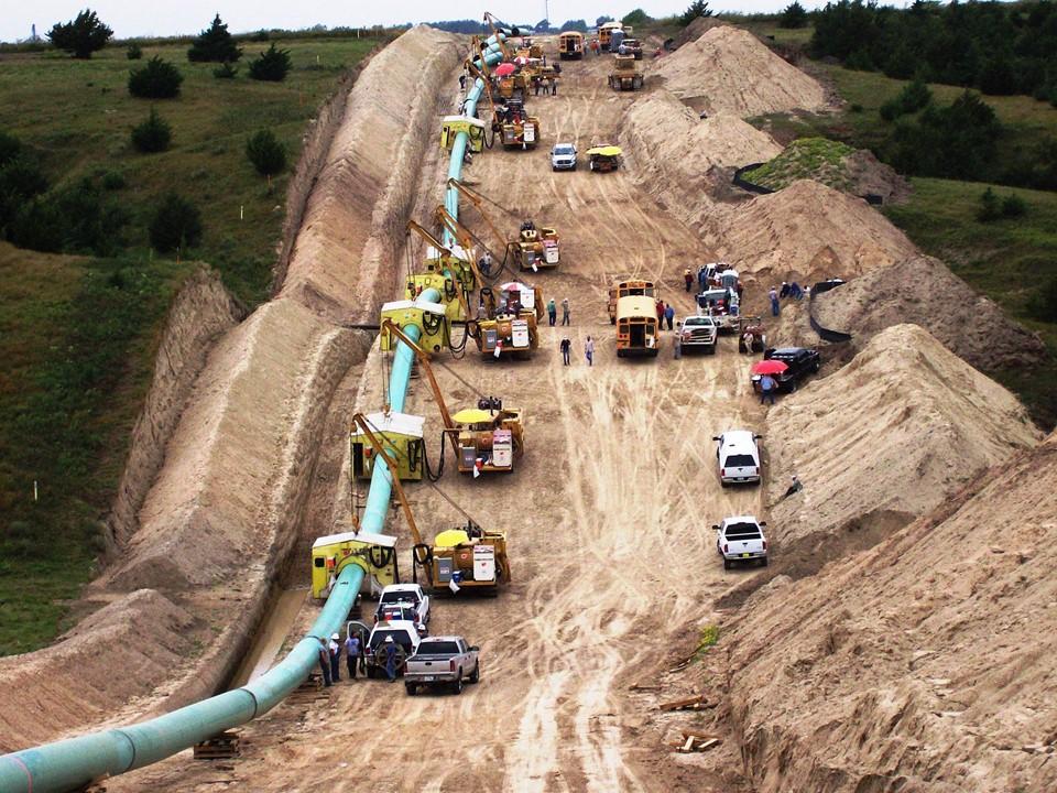 Nebraska Pipeline